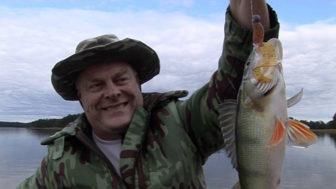 Fishing on the Gulf of Finland (on the dam): report 10