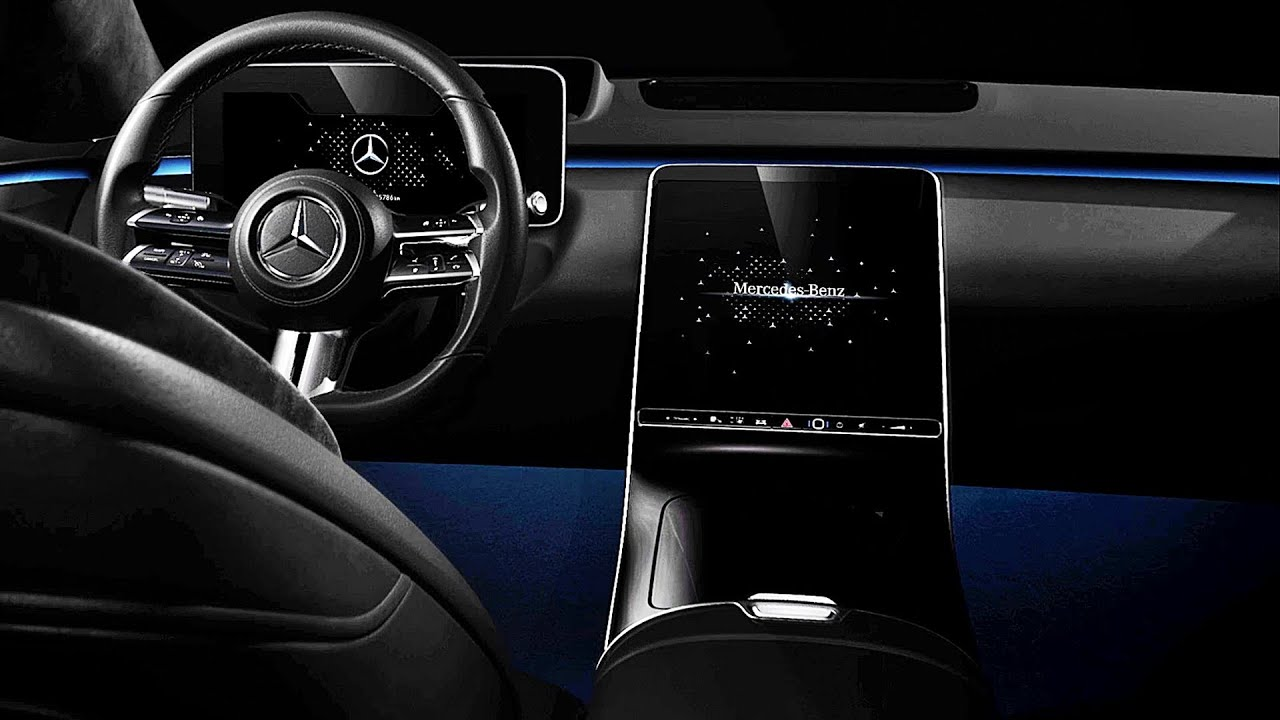 Mercedes Benz S Class 2021 Inside - Spied Is This The New ...