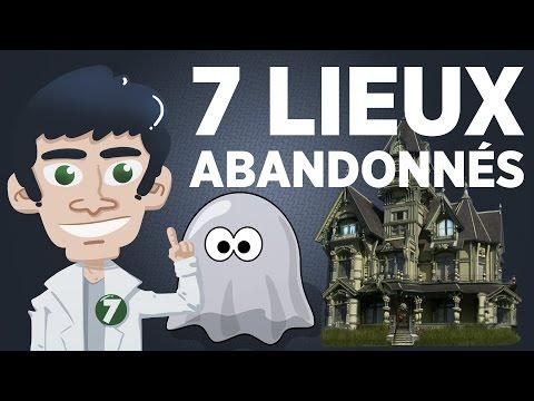 7 Lieux Abandonnés sur Terre  Partie 1