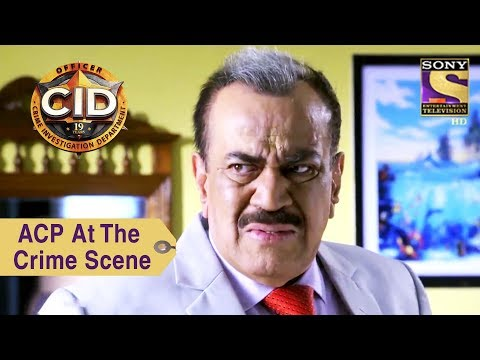 Your Favorite Character | ACP Pradyuman At The Crime Scene | CID
