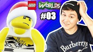 ICH HAB IHM SEIN LUTSCHER GEKLAUT?! - LEGO Worlds Story #03 [Deutsch/HD]