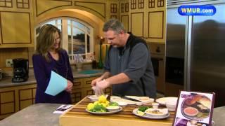 Cook's Corner: Baked Haddock