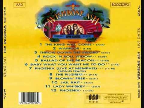 Wishbone Ash - Rock ´ N Roll Widow (LIVE DATES 73)