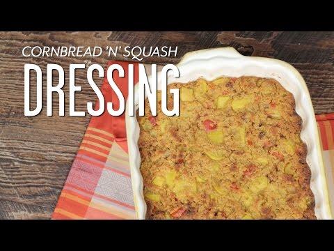 Cornbread 'n' Squash Dressing | Southern Living