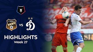Highlights FC Ural vs Dynamo (2-1) | RPL 2019/20