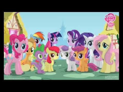 MLP character theme songs musical theatre addition part 1