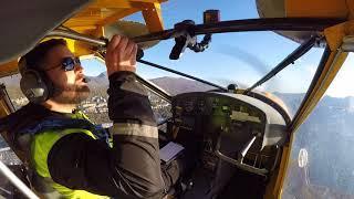 Aeroprakt A22 flying in Norway