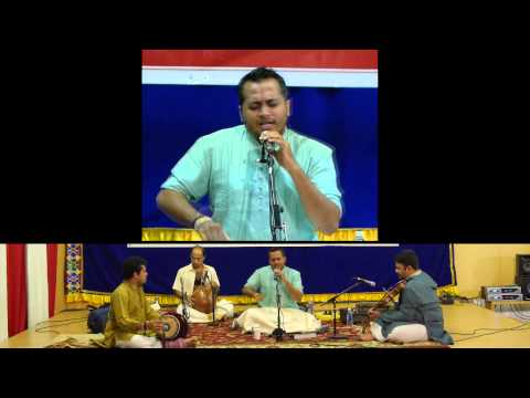 1. Valachi Vachi  - Vocal Concert by Sandeep Narayan - Oct 19th 2014