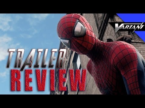 The Amazing Spider-Man 2 Trailer REVIEW & Gal Gadot Is Wonder Woman!