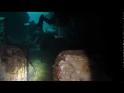 Inside the Wreck of The Thistlegorm in the Gulf of Suez The North Red Sea
