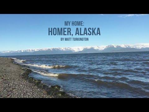 My Home: Homer, Alaska (Documentary)