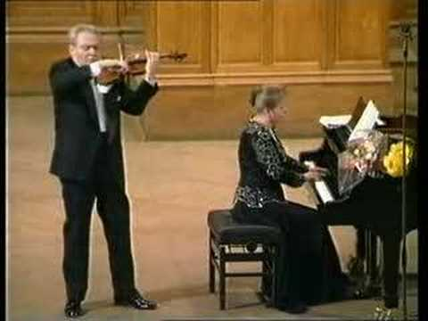 Eduard Grach plays Shchedrin