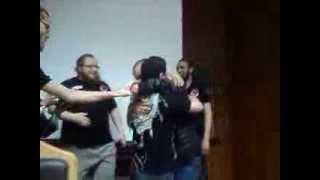دخول عمرو ربيع مؤتمر احرار بعد احداث المنصورة