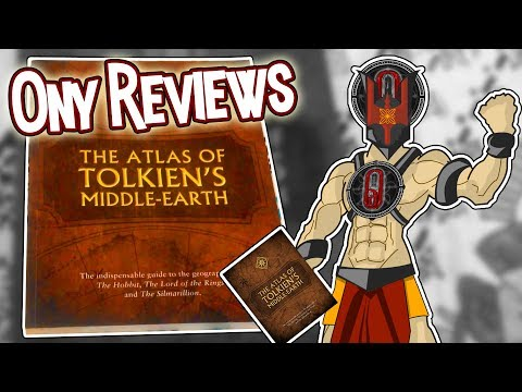the-atlas-of-tolkien's-middle-earth-review-#iamacreator