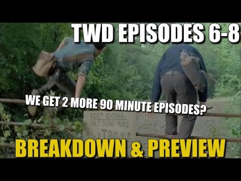 The Walking Dead Season 7 Episode 6-8 Spoilers Episode News & Predictions