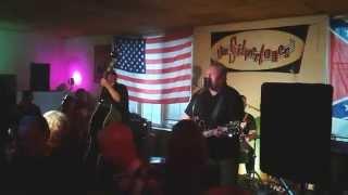 Silvertones - Red Lights @ Rockabilly Frühschoppen 07.12.2014