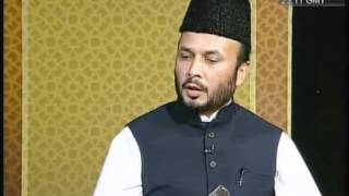 Why was Hadhrat Mirza Ghulam Ahmads (as) descent in India-persented by khalid Qadiani.flv