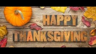 Happy Thanksgiving and Prepare for the Next Live Stream! -Moose Scrapper