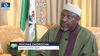 APC Is Evil: Imagine What I Did To Myself Rochas Okorocha Laments