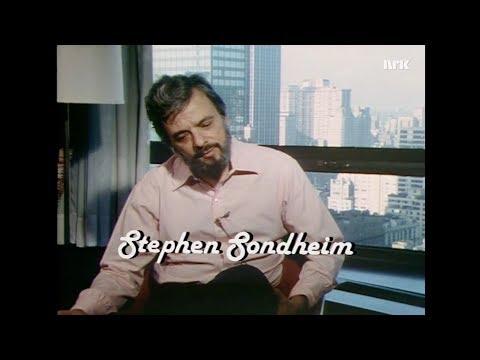 Arthur Laurents, Stephen Sondheim, Hal Prince & Bob Fosse on West Side Story (from 1980)