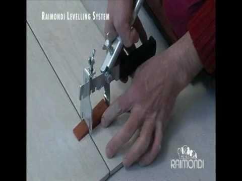 raimondi tile leveling system