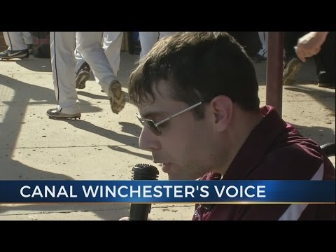 The Voice of Canal Winchester