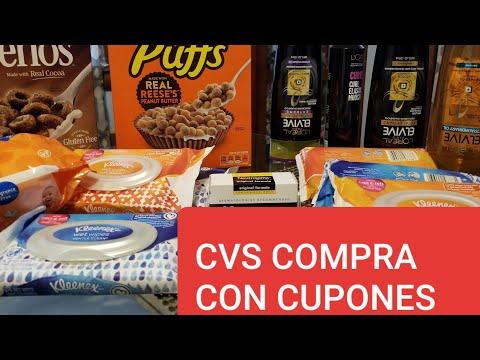 CVS COMPRA CON CUPONES DEC 2 A 8