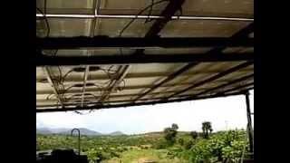 10Hp Solar Water Pumping System @ Mecheri
