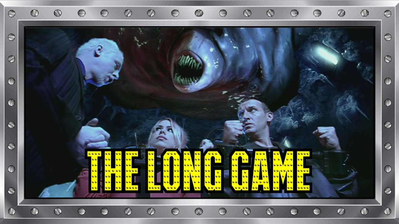 Doctor Who: The Long Game - REVIEW - The Trip of a Lifetime