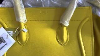Celine Phantom bag - Tophandbaguk.com Thumbnail
