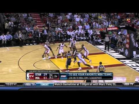 NBA 2K11: Deron Williams & the Utah Jazz Offense