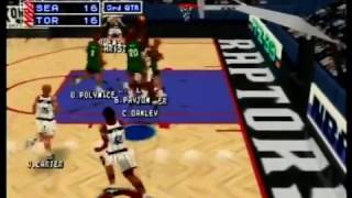 NBA In The Zone 99 Part 2