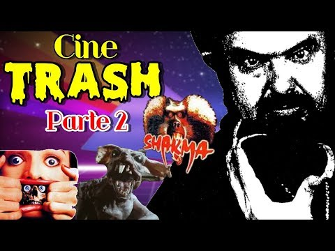 Filmes BIZARROS do CINE TRASH -  2