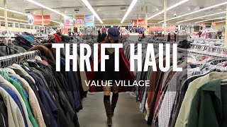 One of Neens's most viewed videos: THRIFT HAUL | Value Village