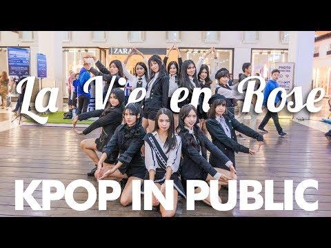 [KPOP IN PUBLIC CHALLENGE] IZ*ONE _  La Vie en Rose (라비앙로즈) Dance Cover by XP-TEAM from Indonesia