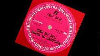 "Anita Ward  "" Ring My Bell "" ( Version Disco )"