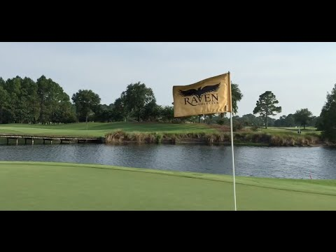 The Raven Golf Course - San Destin, Florida