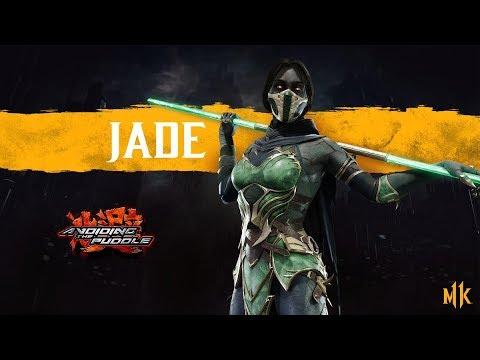 #MK11 Jade In Mortal Kombat 11 Huh thumbnail