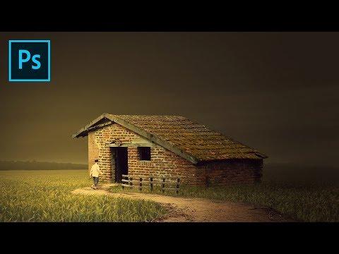 Photoshop Effects - Go Home | Photo Manipulation Tutorial