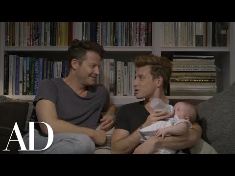 Nate Berkus and Jeremiah Brent Debate How To Style Their NYC Apartment | Architectural Digest