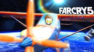 Wir FLIEGEN ins WELTALL!? | Far Cry 5