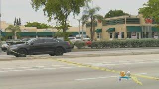Deadly Shooting In Miami Gardens