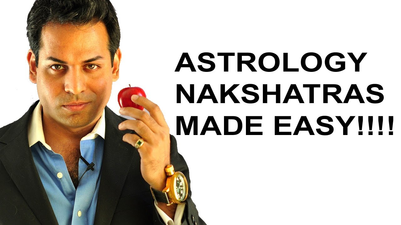 Astrology lesson 3: What are Nakshatra in vedic astrology (secrets of  Zodiac signs)