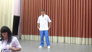 Восток-Сервис. Презентация медицинской одежды.(Восток-Сервис. Презентация медицинской одежды, Тюменский медицинский колледж, 28 мая 2014 г., 2014-05-29T05:34:46.000Z)