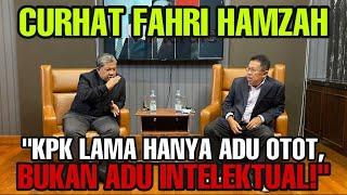"""Download CURHAT FAHRI HAMZAH """"KPK LAMA HANYA ADU OTOT, BUKAN ADU INTELEKTUAL!"""" - KARNI ILYAS CLUB"""