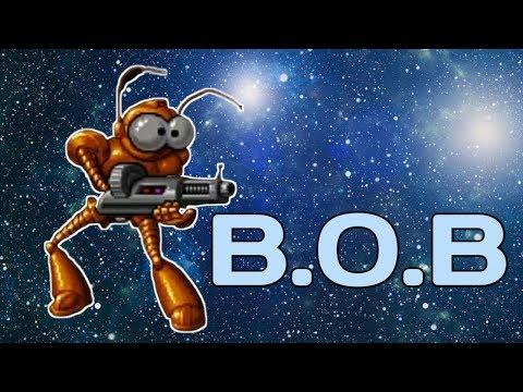 B.O.B - O JOGO DO ROBÔ MEIO LOKO