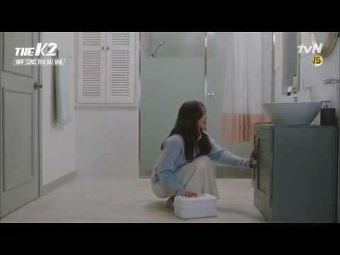 THE K2 EP. 11 - Anna bandaged wounds Jeha