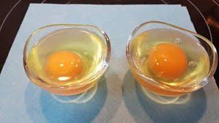 Cómo preparar huevos escalfados. Elaboración de huevos sin cáscaras