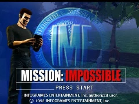 PSX Longplay [420] Mission Impossible