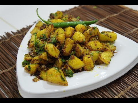 🍆🍅🇬🇧🇮🇳 Spicy Potato Fries Recipe - Indian Aloo Chaat - Vegan -  'आलू चाट'